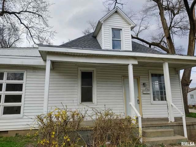 711 W Mcclure Avenue, Peoria, IL 61604 (#PA1214033) :: The Bryson Smith Team