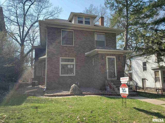 1206 22ND Street, Rock Island, IL 61201 (#QC4210565) :: Adam Merrick Real Estate
