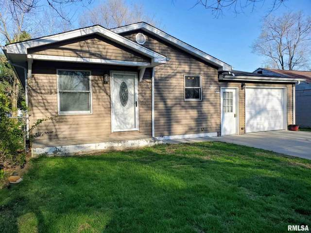 310 Second Street, South Pekin, IL 61564 (#PA1214085) :: Killebrew - Real Estate Group
