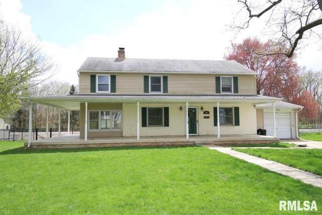 802 Hilldale Avenue, Washington, IL 61571 (#PA1214170) :: Paramount Homes QC