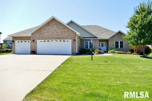 212 Hannah Drive, Germantown Hills, IL 61548 (#PA1214431) :: The Bryson Smith Team