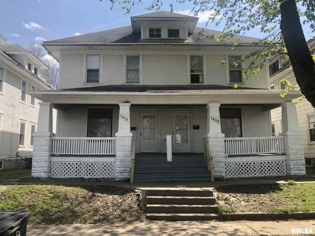 1408-1410 15TH Avenue, Rock Island, IL 61201 (#QC4211146) :: Killebrew - Real Estate Group
