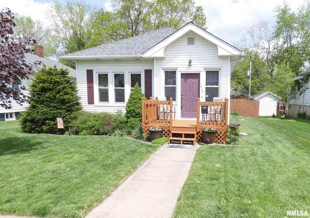 1412 N Logan Street, Chillicothe, IL 61523 (#PA1214753) :: RE/MAX Preferred Choice