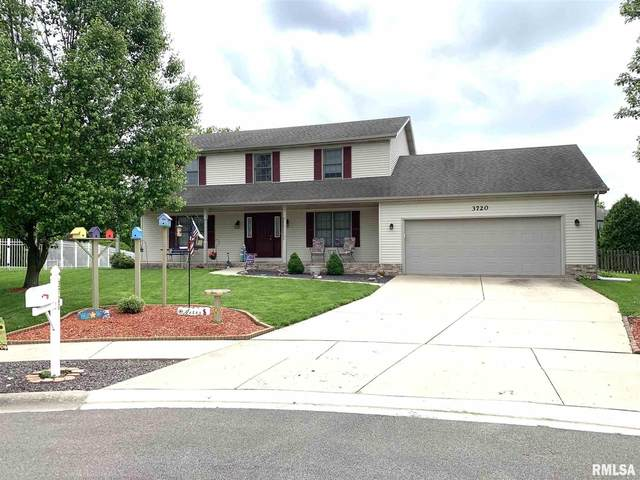 3720 Windshire Drive, Springfield, IL 62704 (#CA999966) :: Killebrew - Real Estate Group