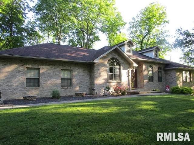 8 Millwood Manor, Jacksonville, IL 62650 (#CA1000041) :: The Bryson Smith Team