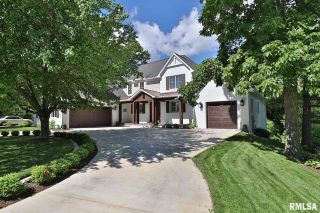 4537 Miller Avenue, Peoria Heights, IL 61616 (#PA1215417) :: The Bryson Smith Team