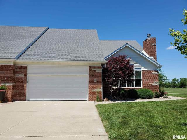21 Mashie Court, Springfield, IL 62707 (#CA1000400) :: Killebrew - Real Estate Group