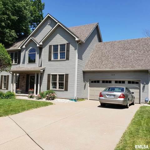 603 E 3RD Street, Coal Valley, IL 61240 (#QC4212297) :: Killebrew - Real Estate Group