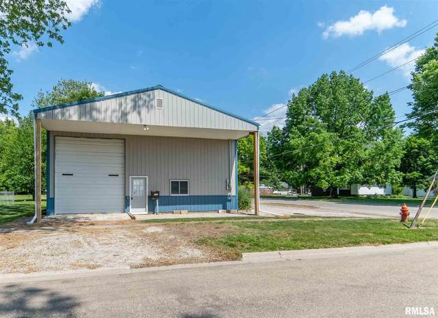 120 W Jefferson, Mason City, IL 62664 (#CA1000428) :: Killebrew - Real Estate Group