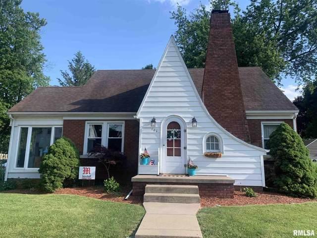 106 W Pine Street, Metamora, IL 61548 (#PA1216005) :: The Bryson Smith Team