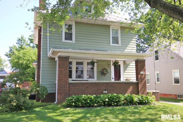 1923 W Ayres Avenue, West Peoria, IL 61604 (#PA1216076) :: Paramount Homes QC