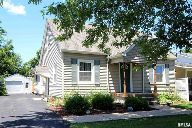 311 N Lincoln Street, Metamora, IL 61548 (#PA1216184) :: The Bryson Smith Team