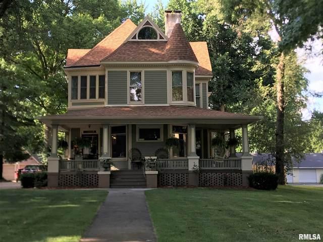 1220 W College Avenue, Jacksonville, IL 62650 (#CA1000667) :: Killebrew - Real Estate Group