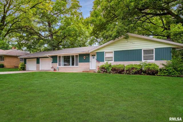 107 Crestwood Drive, East Peoria, IL 61611 (#PA1216892) :: Nikki Sailor | RE/MAX River Cities