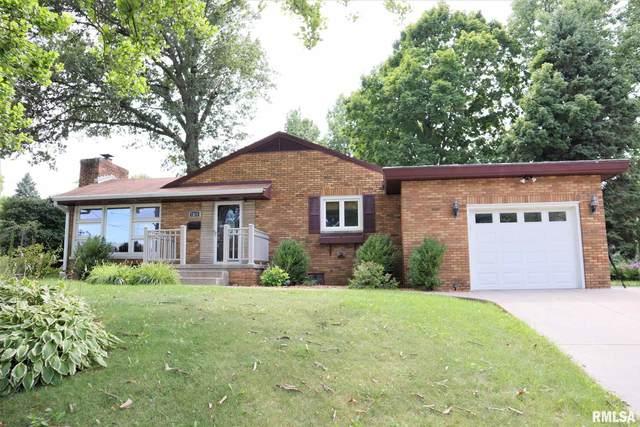 1329 Hilltop Drive, Pekin, IL 61554 (#PA1216961) :: Killebrew - Real Estate Group