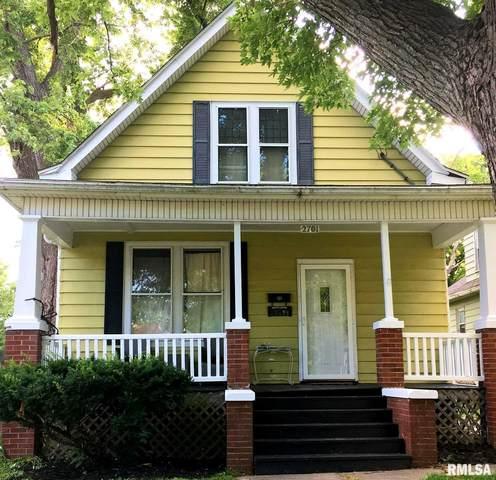 2701 N Dechman Avenue, Peoria, IL 61603 (#PA1217554) :: Killebrew - Real Estate Group