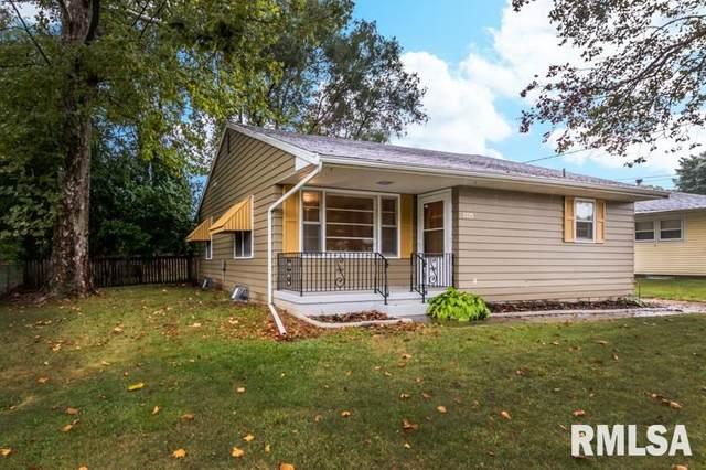2225 Glendale Avenue, Pekin, IL 61554 (#PA1218288) :: Killebrew - Real Estate Group