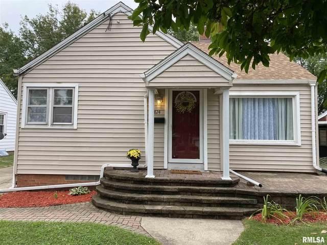 824 E Willcox Avenue, Peoria, IL 61603 (#PA1218610) :: RE/MAX Preferred Choice