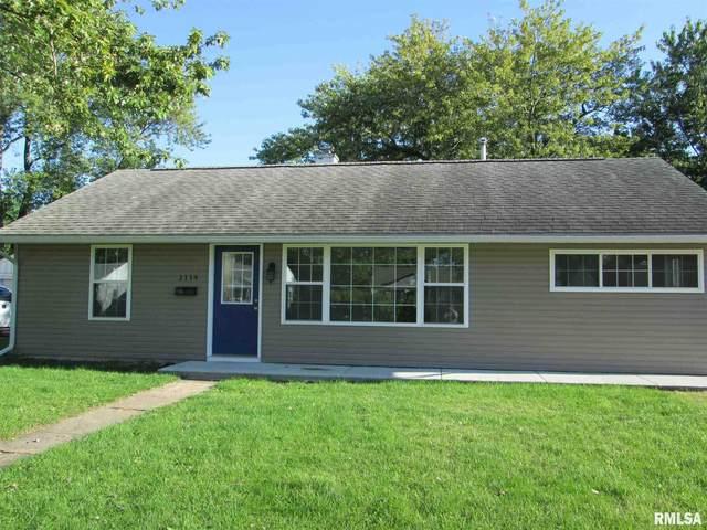 2114 W Gilbert Avenue, Peoria, IL 61604 (#PA1218827) :: RE/MAX Preferred Choice