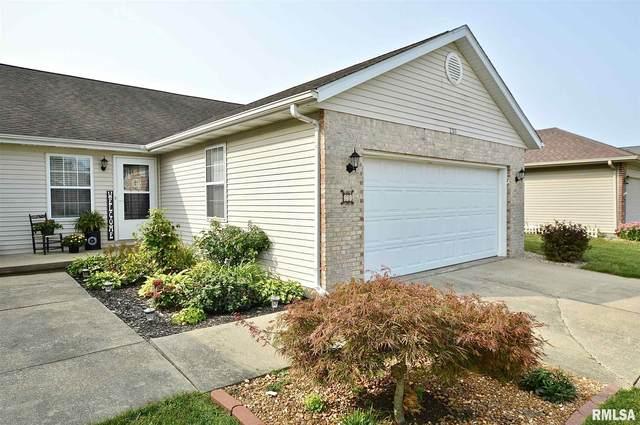 230 Eagle Ridge Drive, Chatham, IL 62629 (#CA1002532) :: RE/MAX Preferred Choice