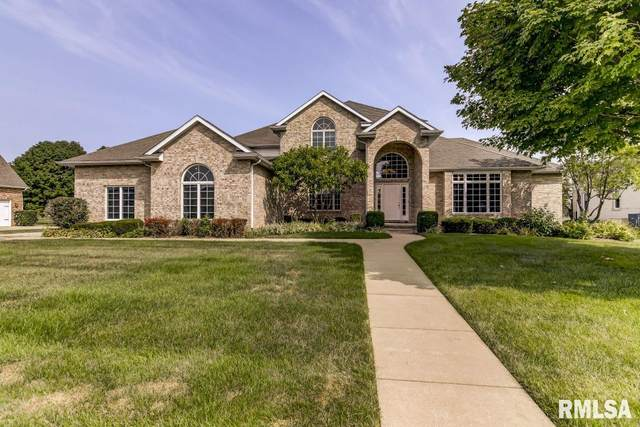4816 Bears Paw Court, Springfield, IL 62711 (#CA1002602) :: Paramount Homes QC
