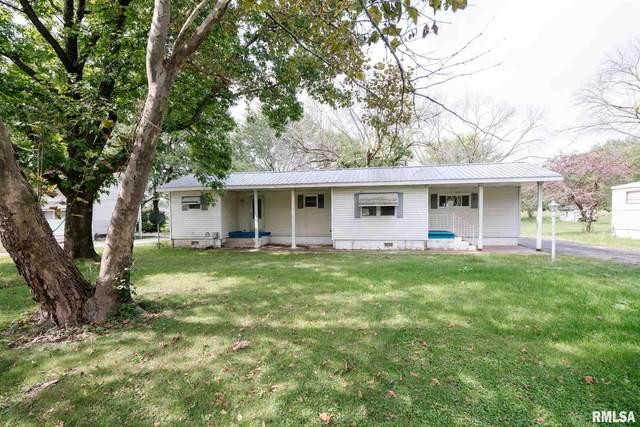 209 N Fahnestock Avenue, Glasford, IL 61533 (#PA1219008) :: Killebrew - Real Estate Group
