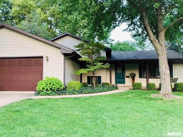 6 Forest Park E, Jacksonville, IL 62650 (#CA1002621) :: RE/MAX Preferred Choice