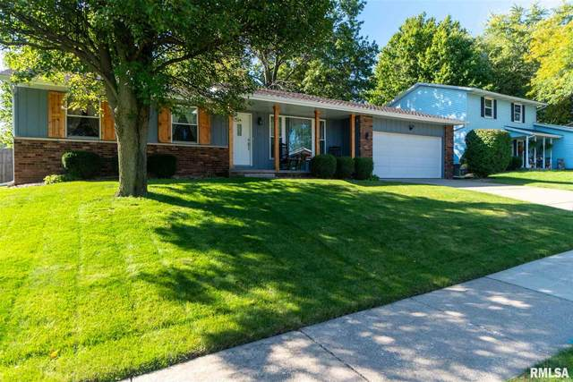 1402 W Kingsway Drive, Peoria, IL 61614 (#PA1219086) :: The Bryson Smith Team