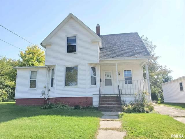 711 W Division Street, Kewanee, IL 61443 (#QC4215519) :: Paramount Homes QC