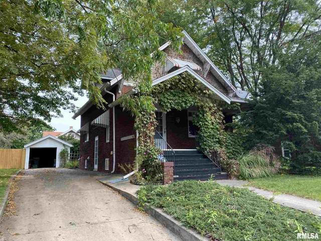 803 Warren Street, Galesburg, IL 61401 (#CA1002697) :: Nikki Sailor   RE/MAX River Cities