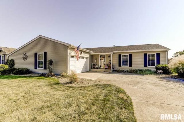 15 Conestoga Drive, Auburn, IL 62615 (#CA1002731) :: Killebrew - Real Estate Group