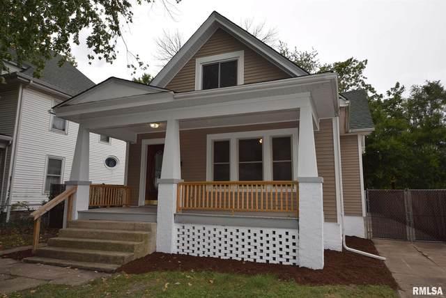 1429 S 2ND Street, Springfield, IL 62704 (#CA1002785) :: Killebrew - Real Estate Group