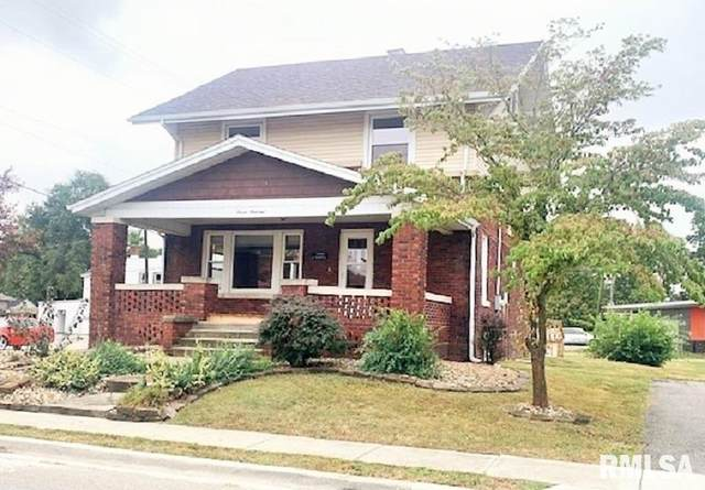 700 W Adams Street, Taylorville, IL 62568 (#CA1002790) :: RE/MAX Professionals
