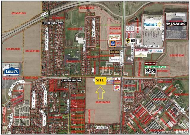 Carl Sandburg, Galesburg, IL 61401 (#CA1002800) :: RE/MAX Professionals