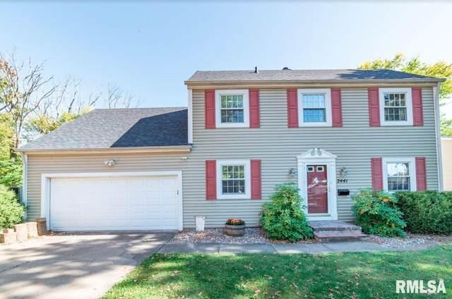 2441 34TH Street, Rock Island, IL 61201 (#QC4216001) :: Paramount Homes QC
