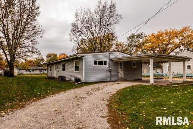206 E Sheridan Street, Manito, IL 61546 (#PA1219608) :: Paramount Homes QC