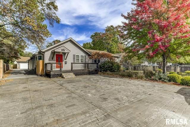 1519 W Vernon Avenue, Springfield, IL 62704 (#CA1003287) :: Killebrew - Real Estate Group