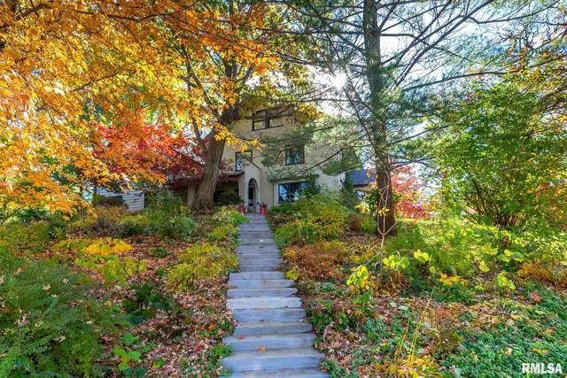 25 Mcclellan Boulevard, Davenport, IA 52803 (#QC4216613) :: Paramount Homes QC