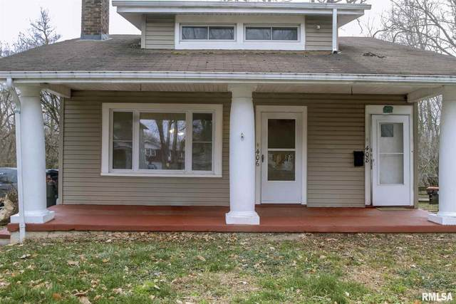 408 W Mcclure Avenue, Peoria, IL 61604 (MLS #PA1220152) :: BN Homes Group