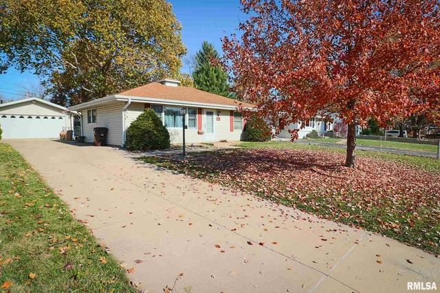 2201 W Cindy Lane, Peoria, IL 61614 (MLS #PA1220219) :: BN Homes Group