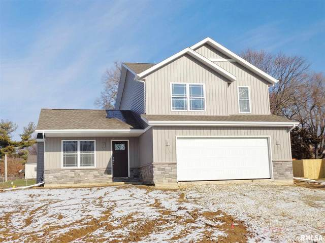 1815 W Gaylord Avenue, Peoria, IL 61614 (#PA1220309) :: The Bryson Smith Team