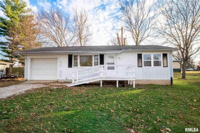 314 W Peoria Street, Elmwood, IL 61529 (#PA1220475) :: Killebrew - Real Estate Group