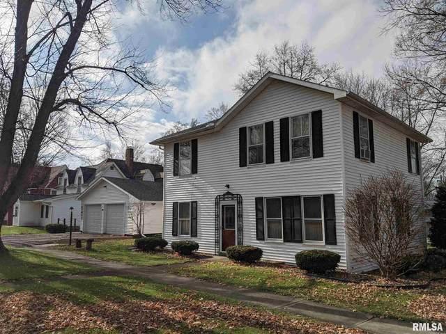 105 S Fulton Street, Lacon, IL 61540 (#PA1220539) :: Killebrew - Real Estate Group