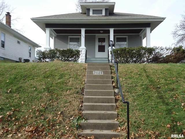 2038 N Myrtle Street, Davenport, IA 52804 (#QC4217048) :: RE/MAX Preferred Choice