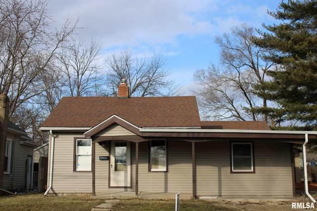 927 W Brons Avenue, Peoria, IL 61604 (#PA1220629) :: RE/MAX Professionals