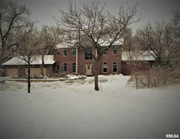 8 Timber Ridge Drive, Coal Valley, IL 61240 (#QC4217133) :: Killebrew - Real Estate Group