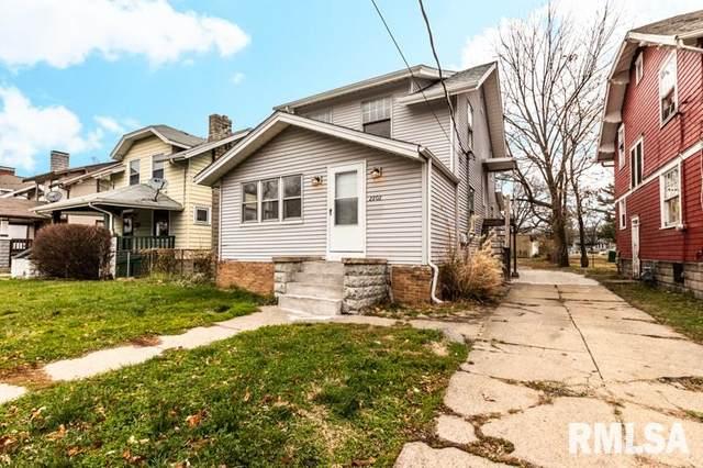 2202 N Wisconsin Avenue, Peoria, IL 61603 (#PA1220730) :: Killebrew - Real Estate Group