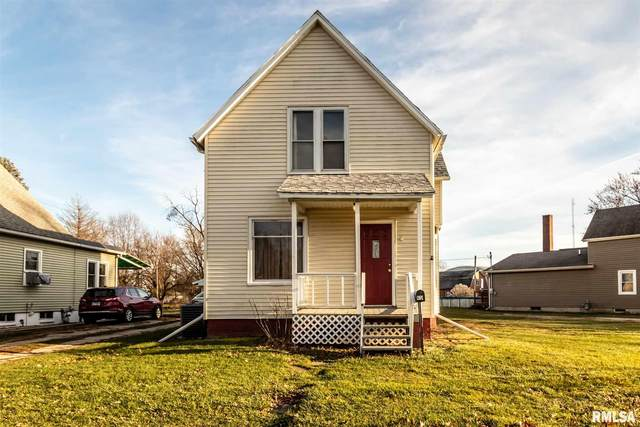 201 Diagonal Street, Wyoming, IL 61491 (#PA1220803) :: Killebrew - Real Estate Group