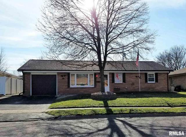 1320 St Julian Street, Pekin, IL 61554 (#PA1220881) :: The Bryson Smith Team