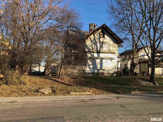 218 E 12TH Street, Davenport, IA 52803 (#QC4217464) :: Paramount Homes QC